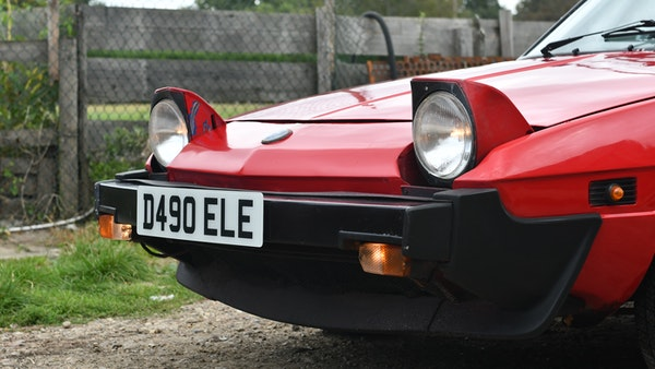 1987 Fiat X1/9 For Sale (picture 73 of 170)