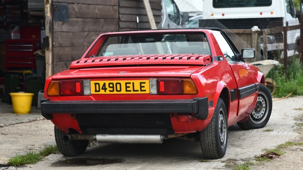 1987 Fiat X1/9 For Sale (picture 26 of 170)