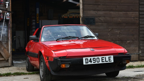 1987 Fiat X1/9 For Sale (picture 10 of 170)
