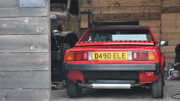 1987 Fiat X1/9 For Sale (picture 19 of 170)