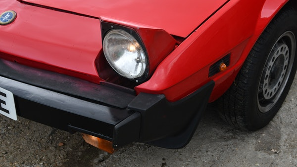 1987 Fiat X1/9 For Sale (picture 75 of 170)