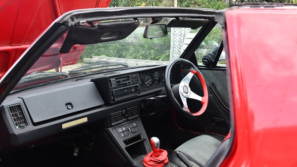 1987 Fiat X1/9 For Sale (picture 43 of 170)