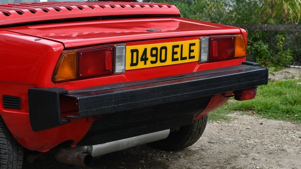 1987 Fiat X1/9 For Sale (picture 82 of 170)