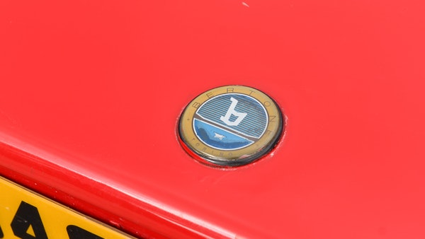 1987 Fiat X1/9 For Sale (picture 64 of 170)