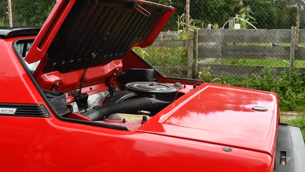 1987 Fiat X1/9 For Sale (picture 109 of 170)