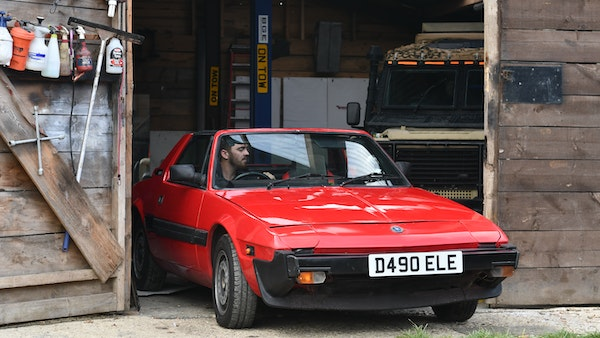 1987 Fiat X1/9 For Sale (picture 9 of 170)