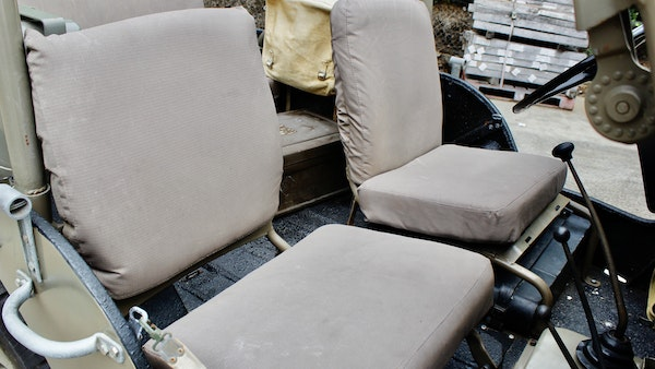 1945 Willys Jeep For Sale (picture 28 of 124)