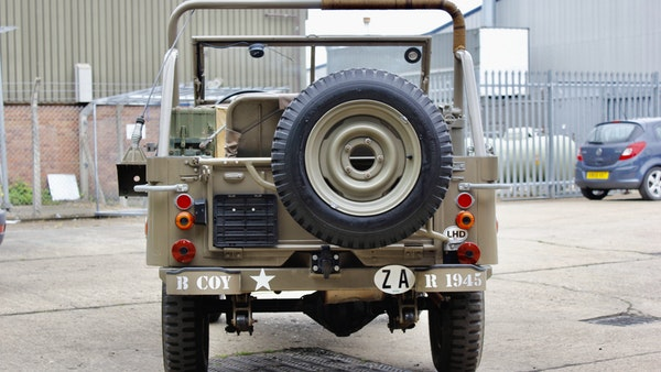 1945 Willys Jeep For Sale (picture 10 of 124)