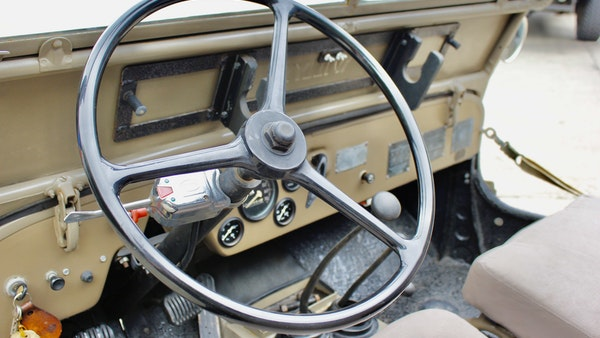 1945 Willys Jeep For Sale (picture 45 of 124)