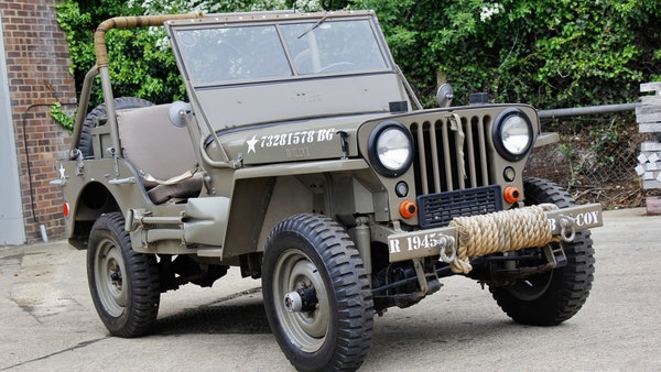 1945 Willys Jeep For Sale (picture 3 of 124)
