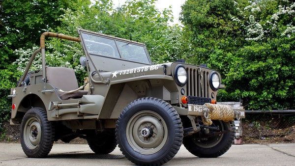 1945 Willys Jeep For Sale (picture 33 of 124)