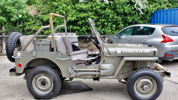 1945 Willys Jeep For Sale (picture 8 of 124)
