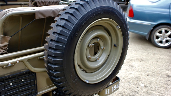 1945 Willys Jeep For Sale (picture 15 of 124)