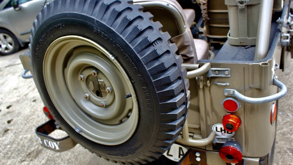 1945 Willys Jeep For Sale (picture 21 of 124)