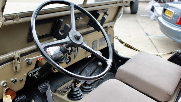 1945 Willys Jeep For Sale (picture 44 of 124)