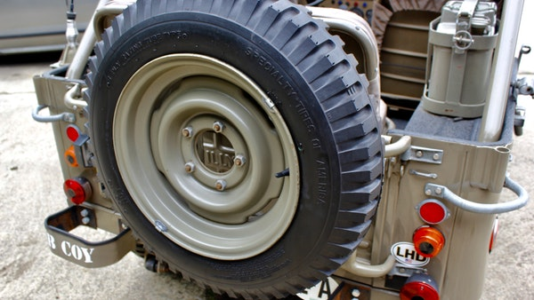1945 Willys Jeep For Sale (picture 43 of 124)