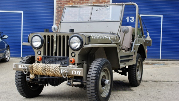 1945 Willys Jeep For Sale (picture 13 of 124)