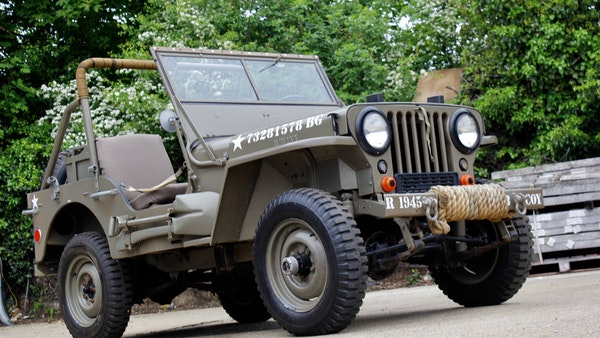 1945 Willys Jeep For Sale (picture 6 of 124)