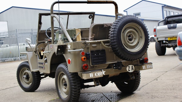 1945 Willys Jeep For Sale (picture 37 of 124)