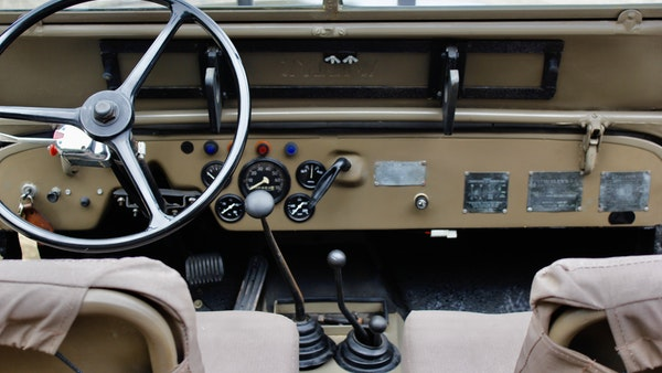 1945 Willys Jeep For Sale (picture 46 of 124)