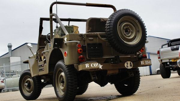1945 Willys Jeep For Sale (picture 36 of 124)