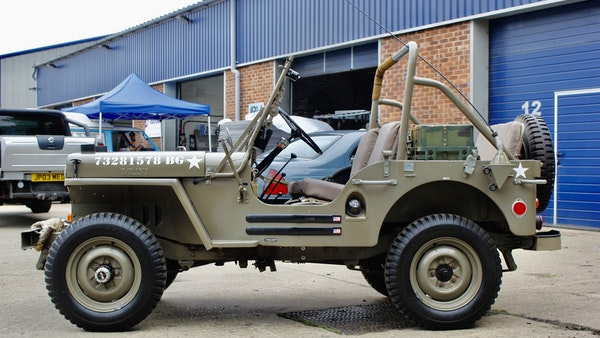1945 Willys Jeep For Sale (picture 4 of 124)