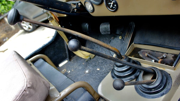 1945 Willys Jeep For Sale (picture 27 of 124)