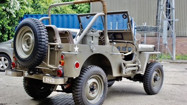 1945 Willys Jeep For Sale (picture 11 of 124)