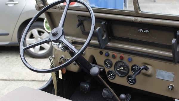 1945 Willys Jeep For Sale (picture 63 of 124)