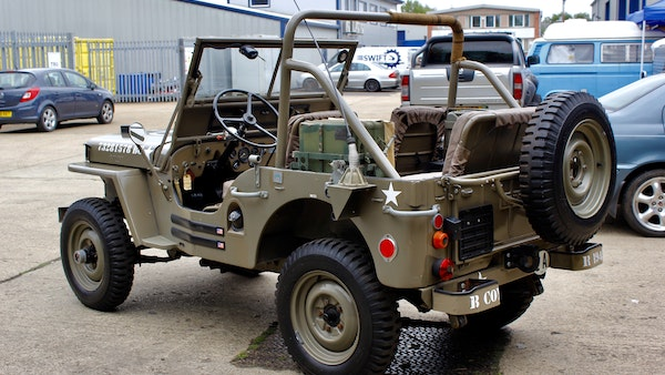 1945 Willys Jeep For Sale (picture 5 of 124)