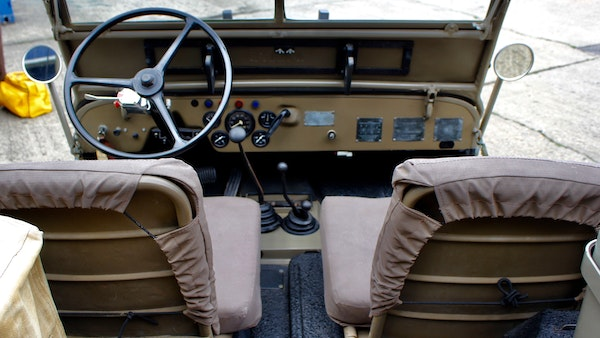1945 Willys Jeep For Sale (picture 48 of 124)