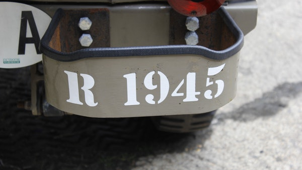 1945 Willys Jeep For Sale (picture 16 of 124)