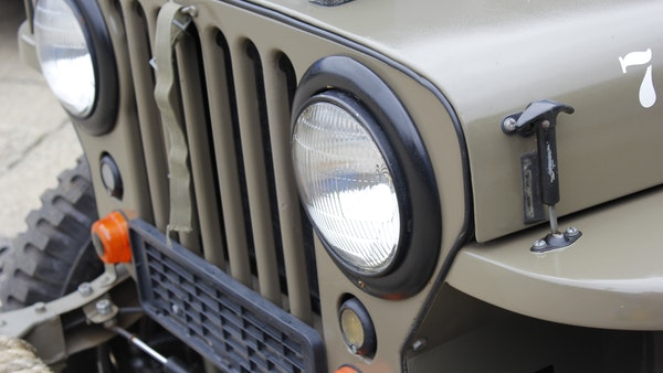 1945 Willys Jeep For Sale (picture 78 of 124)
