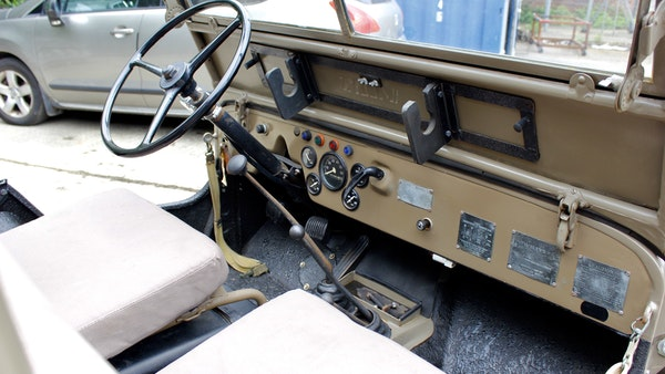 1945 Willys Jeep For Sale (picture 23 of 124)