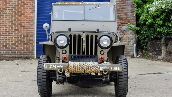 1945 Willys Jeep For Sale (picture 9 of 124)