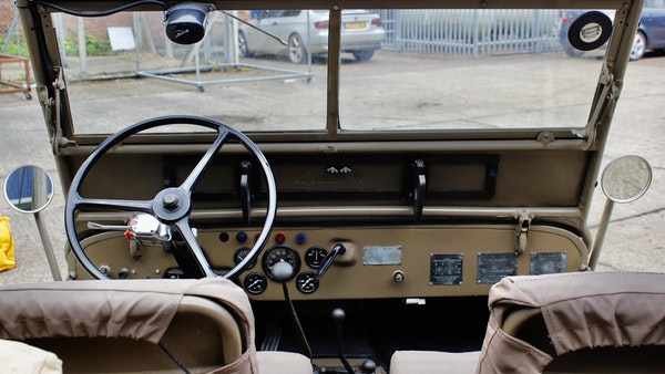 1945 Willys Jeep For Sale (picture 47 of 124)