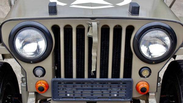 1945 Willys Jeep For Sale (picture 79 of 124)