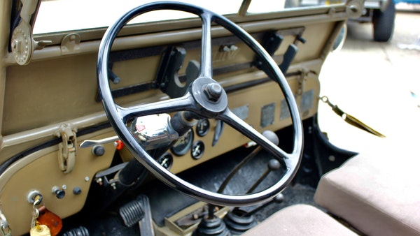 1945 Willys Jeep For Sale (picture 30 of 124)