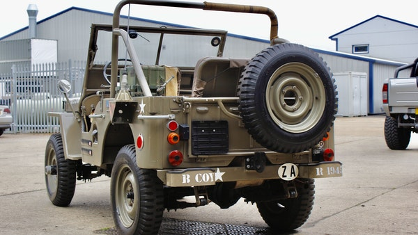1945 Willys Jeep For Sale (picture 12 of 124)