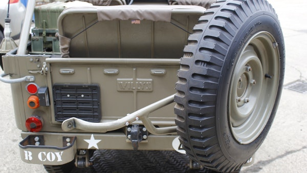1945 Willys Jeep For Sale (picture 71 of 124)