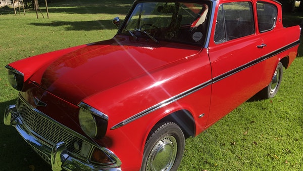 1966 Ford Anglia 1200 Super For Sale (picture 10 of 63)