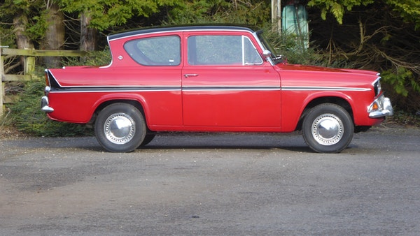1966 Ford Anglia 1200 Super For Sale (picture 4 of 63)