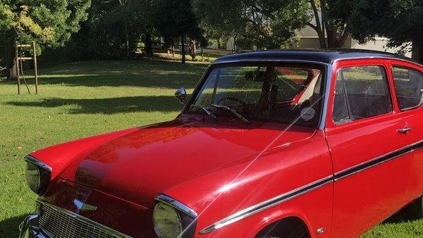1966 Ford Anglia 1200 Super For Sale (picture 17 of 63)
