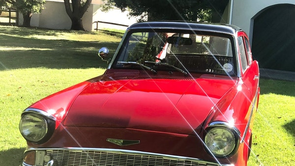 1966 Ford Anglia 1200 Super For Sale (picture 15 of 63)