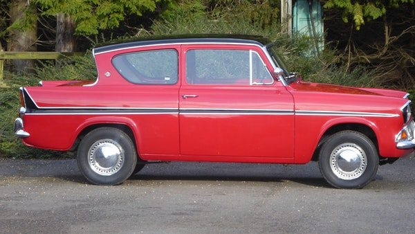 1966 Ford Anglia 1200 Super For Sale (picture 12 of 63)