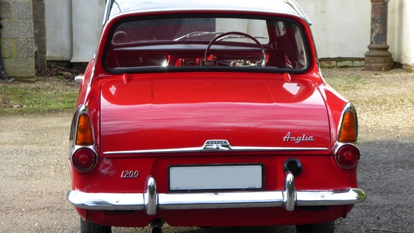 1966 Ford Anglia 1200 Super For Sale (picture 14 of 63)
