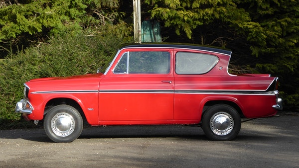 1966 Ford Anglia 1200 Super For Sale (picture 5 of 63)