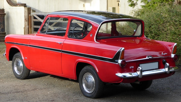 1966 Ford Anglia 1200 Super For Sale (picture 7 of 63)