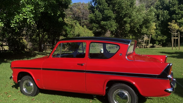 1966 Ford Anglia 1200 Super For Sale (picture 11 of 63)