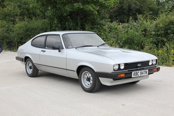 1981 Ford Capri 1.6 GL For Sale (picture 7 of 121)